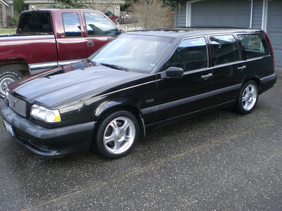 1996 Volvo 850R Wagon. 855R Excellent condition.